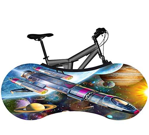 Hermosas Cubiertas Para Bicicletas Planet Rocket, Cubierta Interior Para Bicicletas, Cubierta Antipolvo Alta Resistencia, Cubierta De Protección Anti Uv Para Bicicleta De Montaña Y Carretera