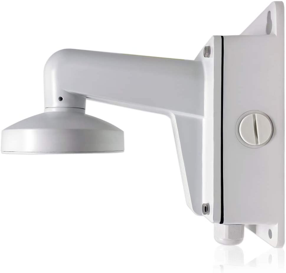 WML PC130T DS-1273ZJ-130B-TRL Long Wall Mount Bracket with Backbox for Hikvision Turret Camera DS-2CD2342WD-I