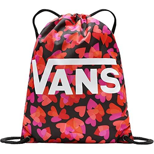 Vans Benched Bag, Sacca con cordino, 44cm, 12L, San Valentino (Valentines), Taglia unica