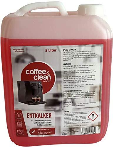 5 Liter Flüssig-Entkalker mit Farbindikator und Korrosionsschutz