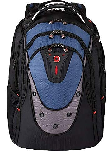 Swiss Gear Unisex The Ibex Computer Backpack, Blue, OS