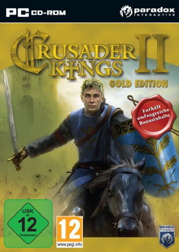 Crusader Kings II - Gold Ediion