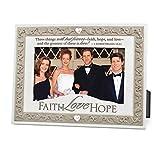Lighthouse Christian Products Faith Hope and Love Cream...