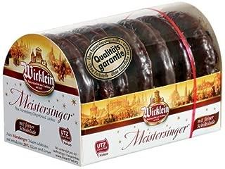 Wicklein Meistersinger Lebkuchen - Chocolate Coated