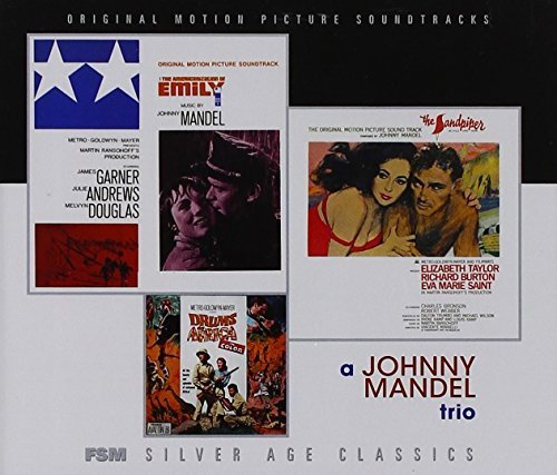 The Americanization Of Emily/The Sandpiper/Drums Of Africa by Johnny Mandel
