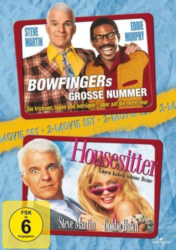 Bowfingers große Nummer / Housesitter - Lügen haben schöne Beine [2 DVDs]