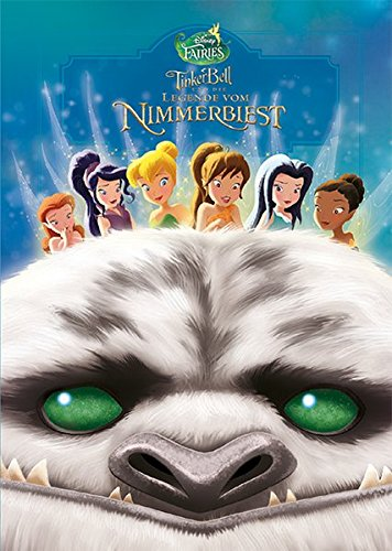 Disney Tinkerbell und die Legende vom Nimmerbiest: Buch zum Film (wattiert)