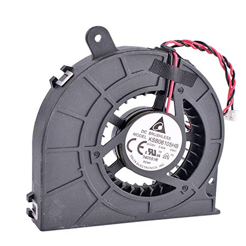 N / A Turbo Fan KSB06105HB,DC5V 0.40A,2 line air Volume Notebook Modified Cooling Fan