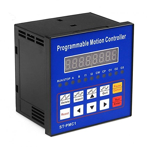 SainSmart 1 Axis CNC Servo Stepper Motor Motion Programmable Controller