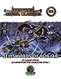 Sellswords of Punjar: An Adventure for Character Levels 1-3 (Dungeon Crawl Classics)