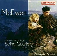 McEwen: String Quartets, Vol. 3 (2013-05-03)