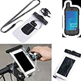 K-S-Trade® For Ruggear RG720 Bicycle Bracket Mobile Phone
