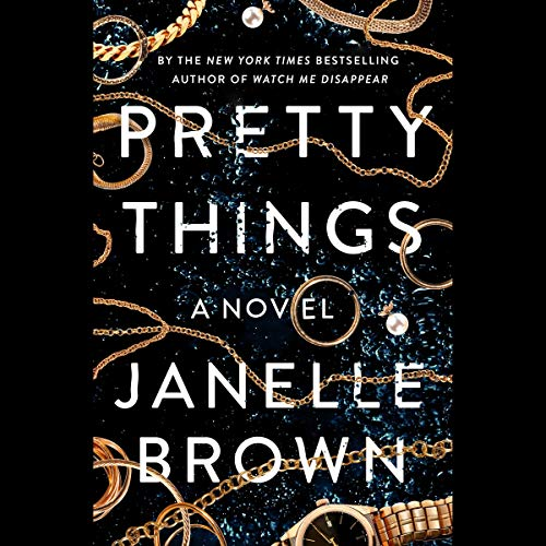 Pretty Things audiobook cover art