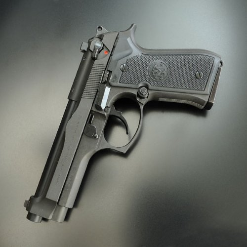 発火モデルガン M92F ブリガーディア マットブラック HW ヘビーウェイト 完成品 マルシン工業