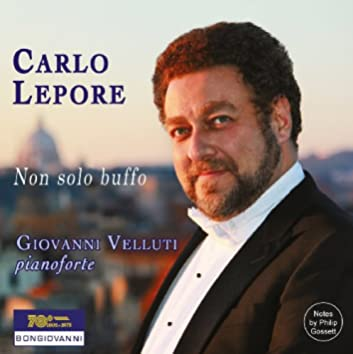 Carlo Lepore: Non solo buffo