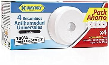 HUMYDRY® Recambios Universales Absorbe Humedad en Tableta
