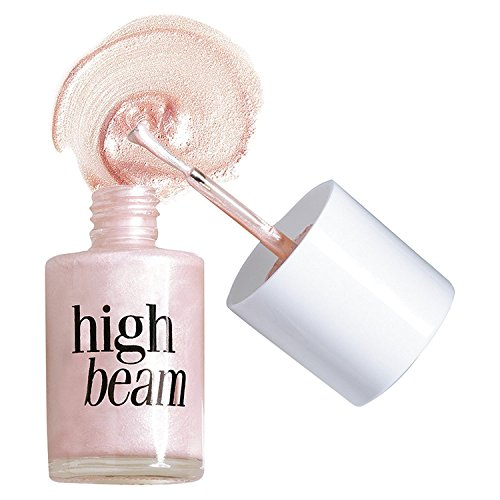 Benefit Cosmetics High Beam Liquid Face Pink Highlighter 0.33 FL OZ