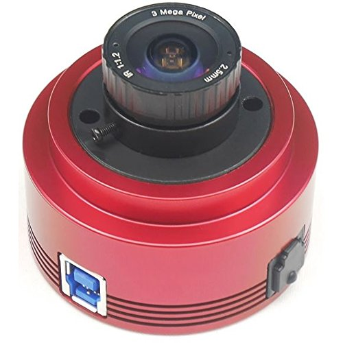 ZWO ASI385MC 2.1 Megapixel USB3.0 Color Astronomy Camera for Astrophotography