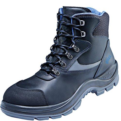 Alu-Tec 735 XP S1 - Zapatos de seguridad, color Negro, talla 43 EU