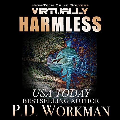 『Virtually Harmless』のカバーアート
