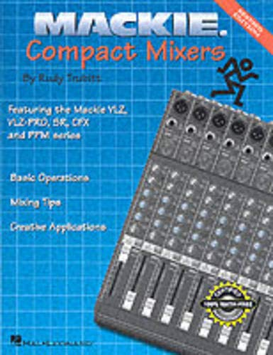 Mackie Compact Mixers - Edition 2.1