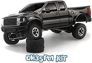 Orlandoo F150 OH35P01 KIT Assemble Climbing RC Car Parts Version