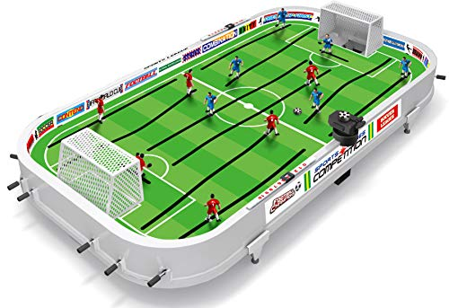 Webby Table Soccer, Football Game for Kids, 2 Balls 12 Players, 32 Inches