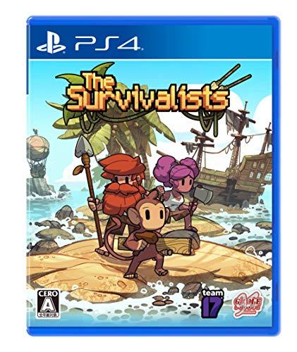 The Survivalists - ザ サバイバリスト - PS4 (【Amazon.co.jp限定特典】PC壁紙セット 同梱)