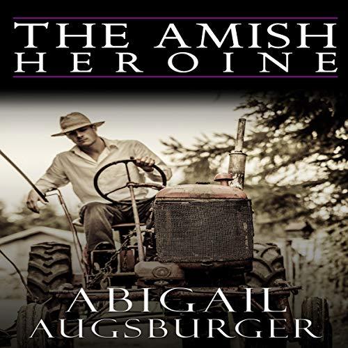 『The Amish Heroine』のカバーアート