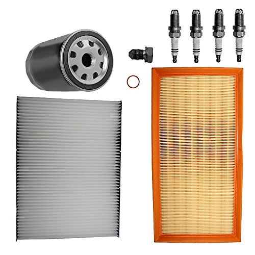 Inspektionspaket SET Ölfilter Luftfilter
