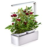 Hydroponic Indoor Herb Garden with Grow Light - Mini Hydroponic Garden Growing System
