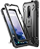 Poetic OnePlus 7 Pro Rugged Case with Kickstand, Full-Body...