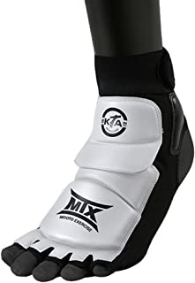 Moot Korea Taekwondo MTX S2 Foot Protector Guard Prevention of Injury Gear MMA Martial Arts UFC Karate Kick Kicking Kickboxing Gym School Academy Match KTA Approved
