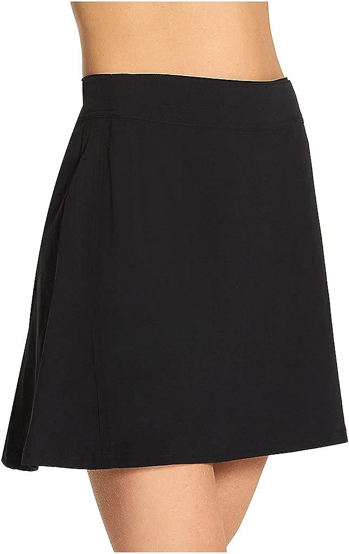 Beach House Women's Beach Solids Kendra High Waist Skirt Swim Cover Up H58749