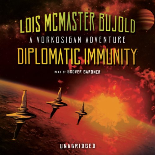 Diplomatic Immunity cover art