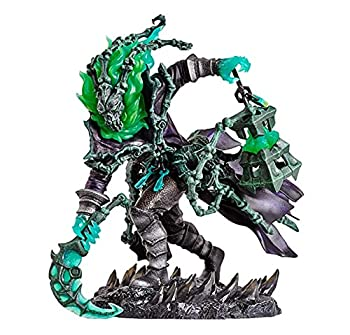 ZJSXIA 25Cm League of Legends Figure Thresh Action Figure Doll Game Lovers Collect Toy Gifts League of Legends