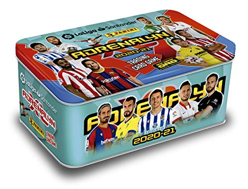 Adrenalyn 2020/2021-Tin Box (Panini España 1)