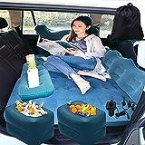 Vanyan車中泊マットレス、キャラクターデザイン、空気ポンプが内蔵されて迅速に空気入れが出来ます。そのエアーマットレスは、お袋やエアーソファ、エアー枕、日本語説明書が付いていて、キャンプ用品、車中泊用品、防災用品としても使えます