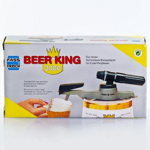 Pompa spillatrice per barilotto birra. Da utilizzare con cartucce di Co2