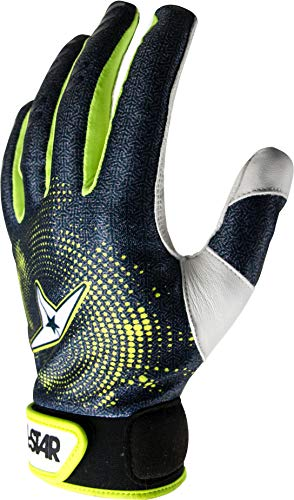 All-Star CG5001YLGE Youth Protective Catcher's Inner Glove LGE, Multi