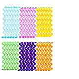 PROVO 36 piezas rizadores de mágicos en espiral, rizadores de pelo sin calor, Rulos de Pelo Kit de Peinado de Rizos Espiral para mujeres y niñas