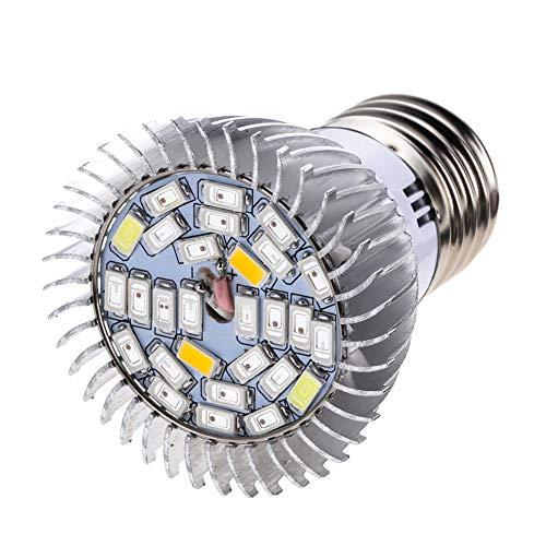 MROSW 10Pcs Phyto LED 10W Idroponica GroeiLED E27 Coltivano De lamp Full Spectrum 220V plantenlamp E14 bloem Semenzaio Fitolamp GU10, E14