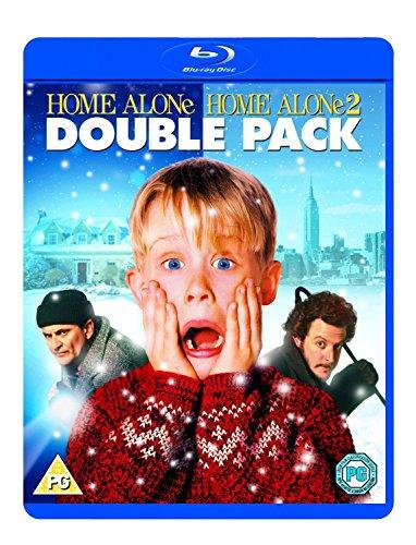 Home Alone 1 & 2 [Blu-ray]