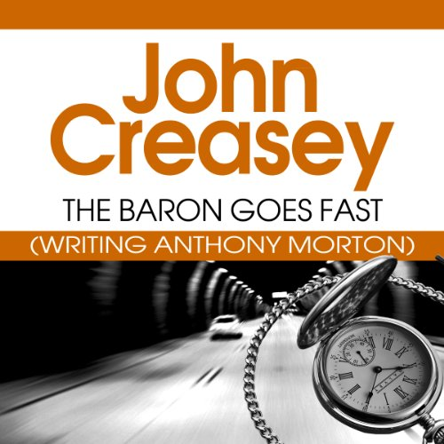 The Baron Goes Fast cover art
