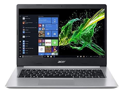 Acer Aspire 5 A514-52G 14-inch Laptop (10th Gen Intel Core i5-10210U processor/8GB/512GB SSD/Window 10 Home 64Bit/2 GB of Nvidia...