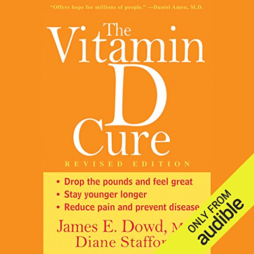 The Vitamin D Cure audiobook cover art