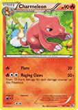 Pokemon - Charmeleon (18/113) - Legendary Treasures
