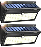 Focos Led Exterior Solares,100LED Luces Solares...