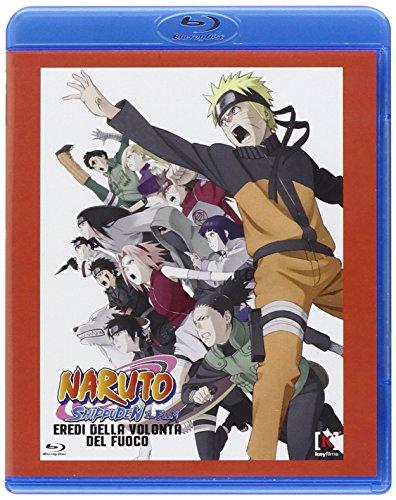 Naruto Shippuden - Il Film - Eredi Della Volonta Del Fuoco ...