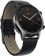 Ticwatch Smartwatch Reloj Inteligente y clásico C2 con Sistema operativo Wear OS de Google, IP68 Resistente al Agua y Sudor, Google Pay, Compatible con iPhone y Android
